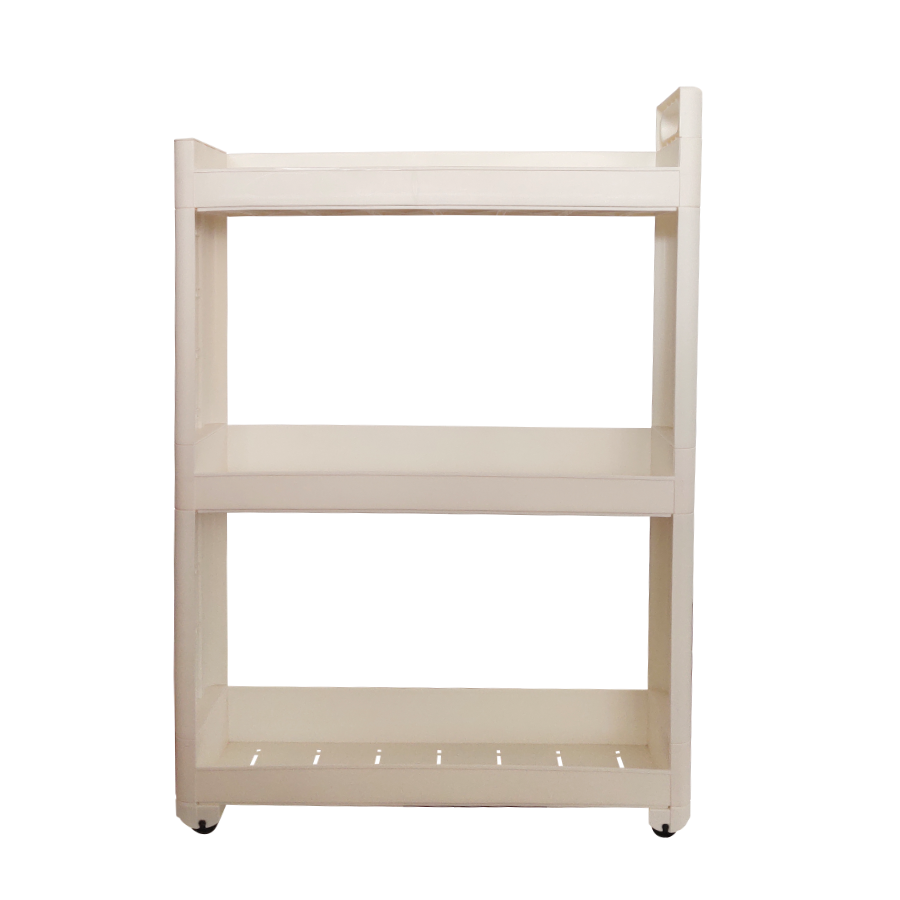 Coop Plastic 3shelf Kitchen Trolley