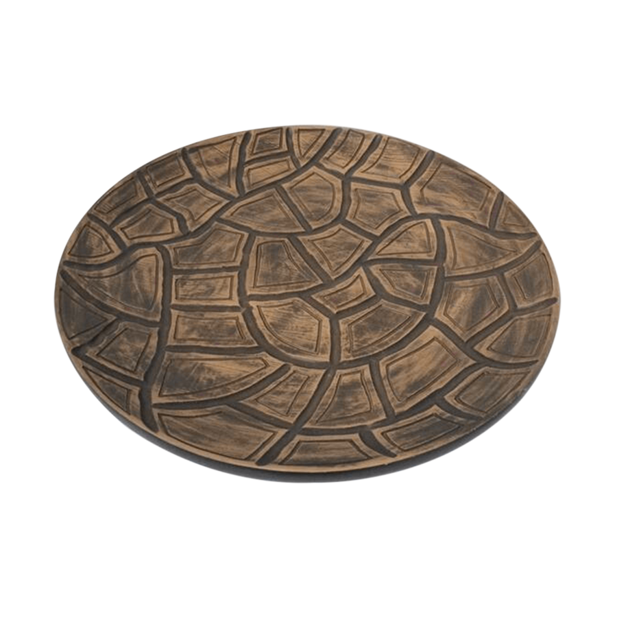 Crack Decorative Plate