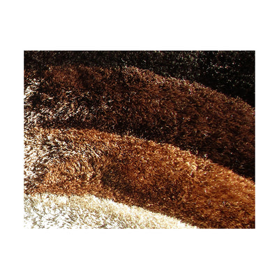 AWM-11068 V1/Brown & Beige Carpet - Mandaue Foam