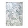 AWM-18585 Cream Leaves Carpet - Mandaue Foam