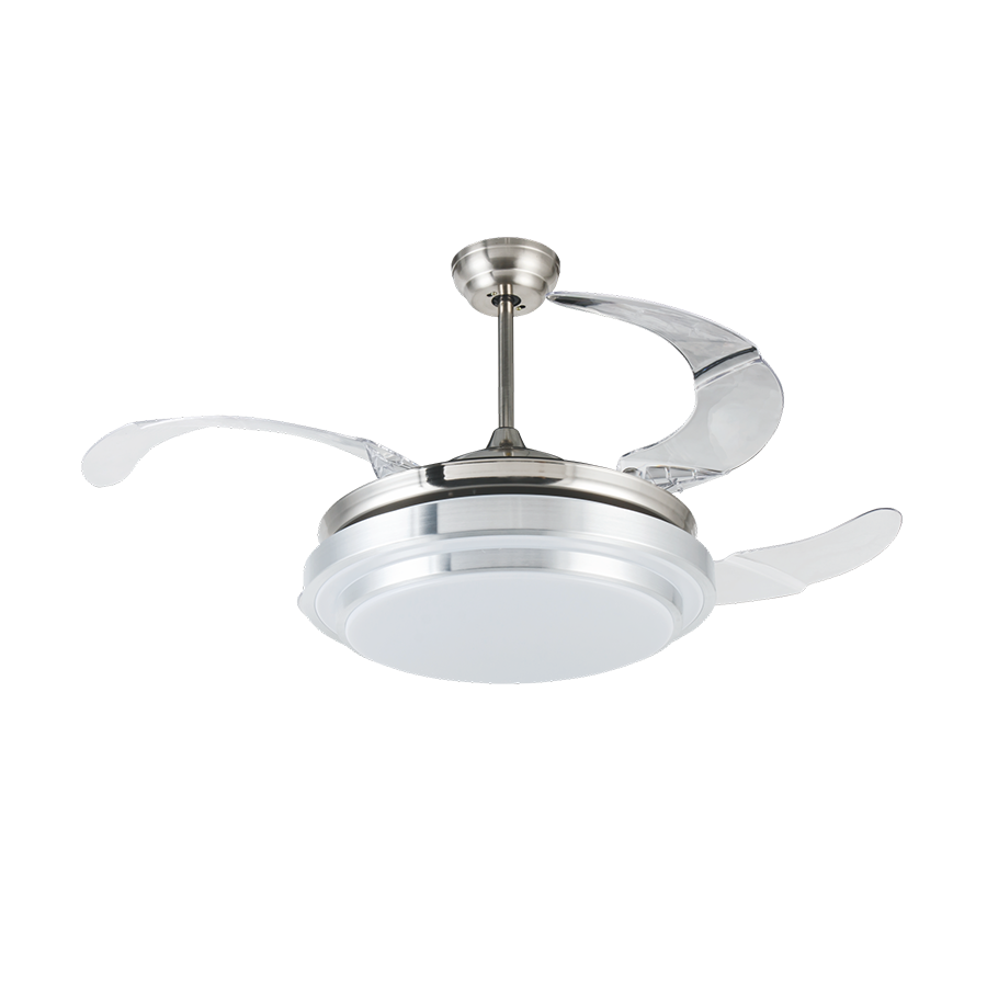 ESC-402 Retractable Ceiling Fan 3 Light Color - Mandaue Foam