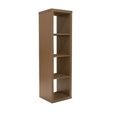 Elmer 4 Cube High Bookcase