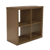 Elmer 4 Cube Low Bookcase