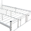 Espe Metal Queen Bed 60x75""