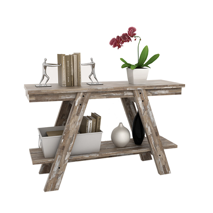 Ethan Console Table - Mandaue Foam