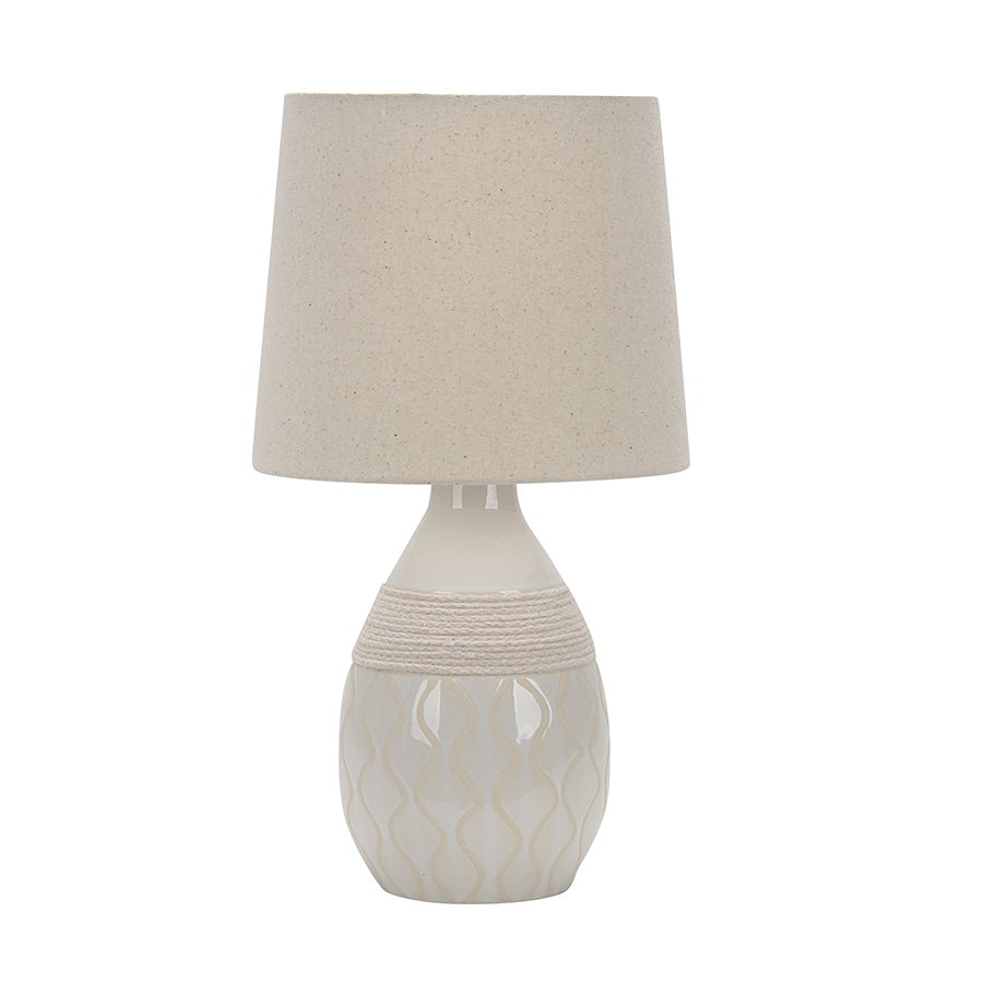 F4233S Ceramic Table Lamp