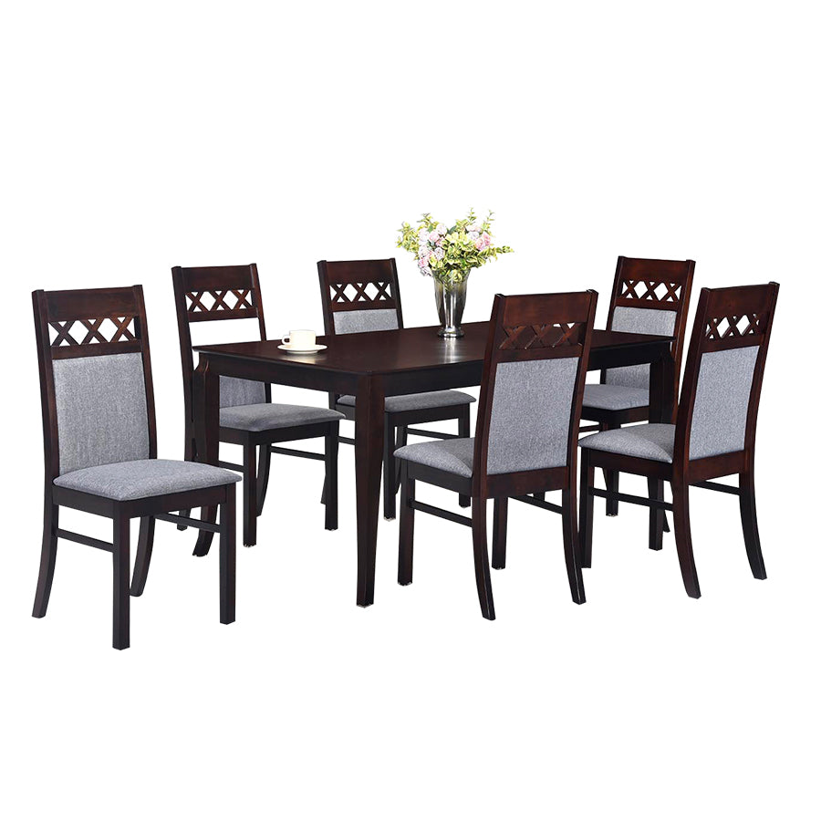 Fabian 6 Seater Dining Set