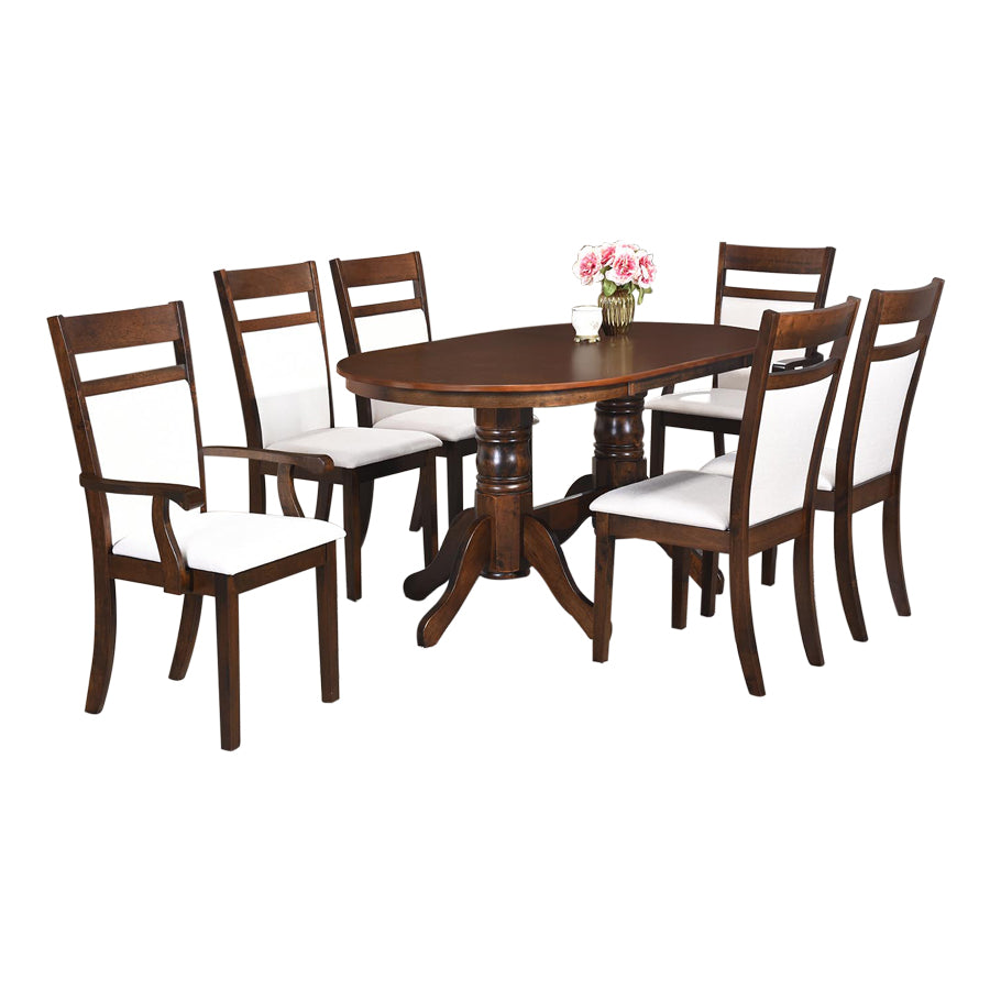 Felicity 6 Seater Dining Set