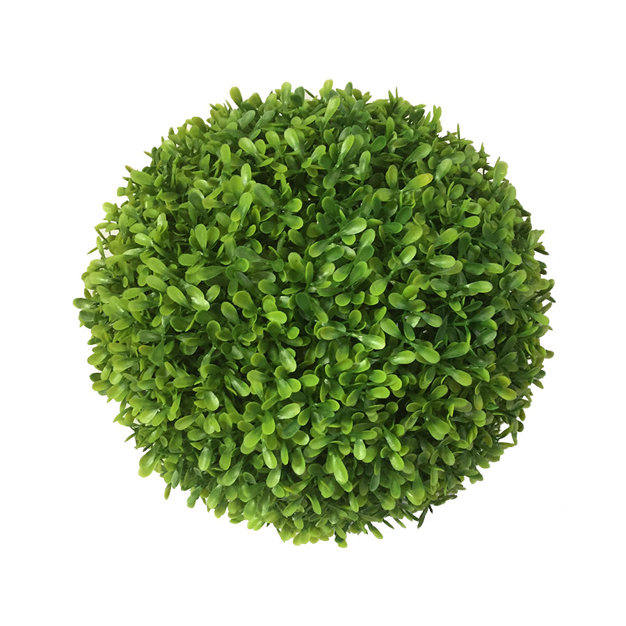 Faux Grass Topiary 20cm