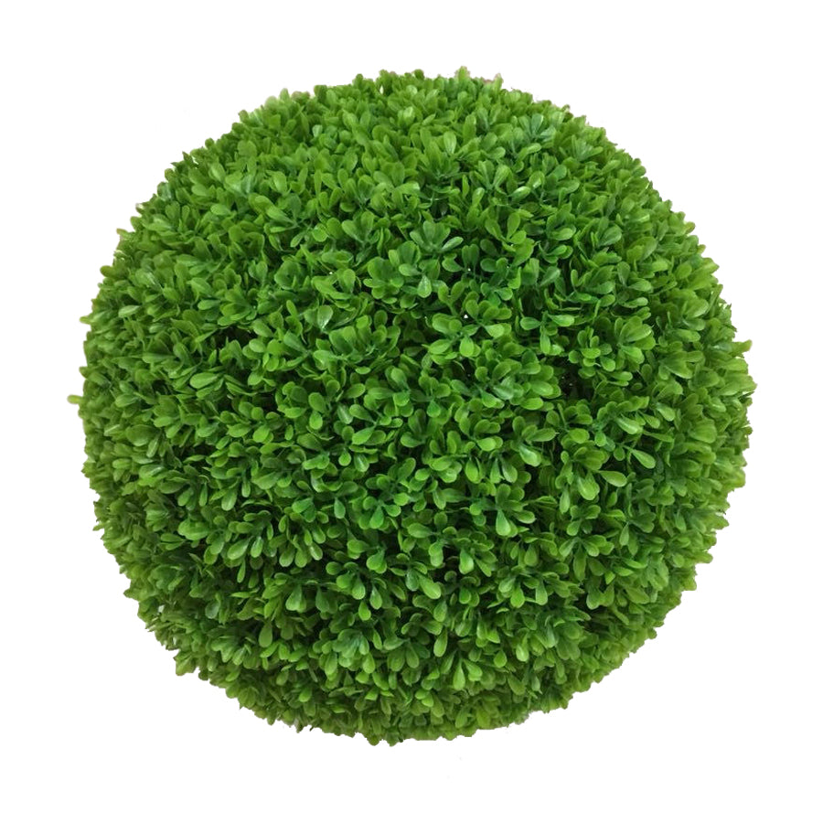 Faux Grass Topiary 40cm