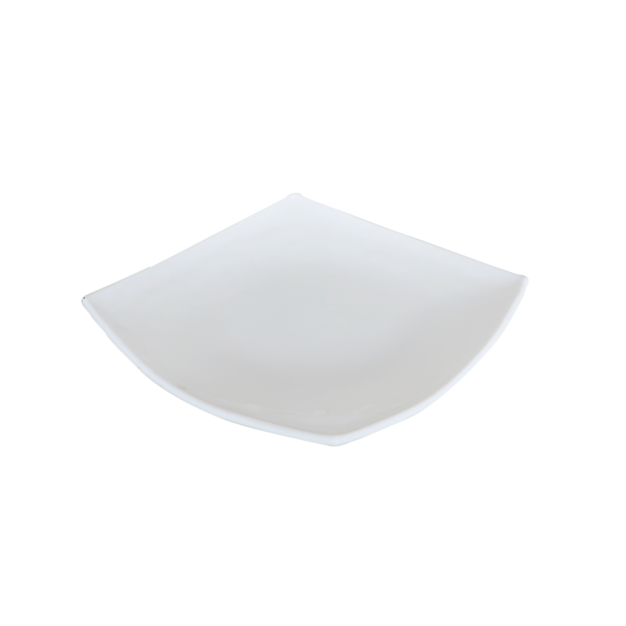 "Fjp130 13""Opalware Serving Plate-square"