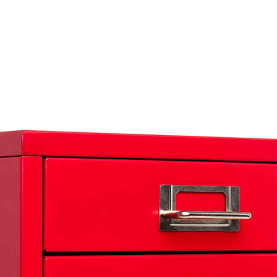 Fleur 5 Drawer Small Filing Cabinet