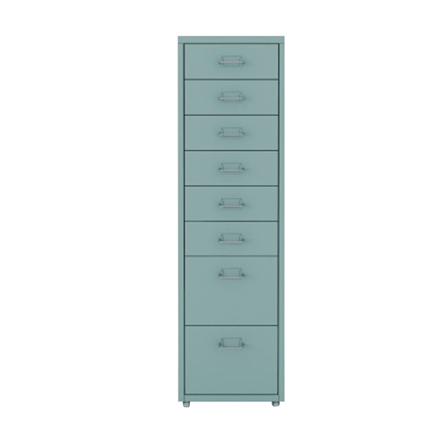 Fleur Small 8 Drawer Filing Cabinet