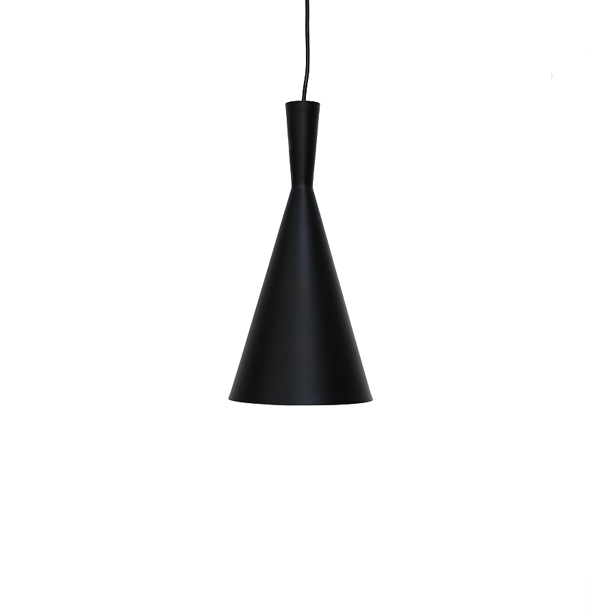 Fz-a090 Black Metal Pendant Lamp