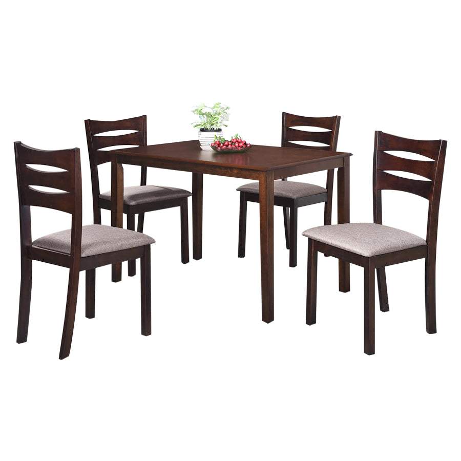 Gideon 4 Seater Dining Set