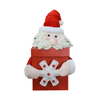 GM896050 16'' Santa Candy Box Christmas Décor