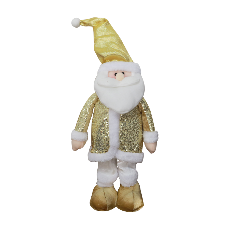 GM896051 27'' Standing Santa Christmas Décor