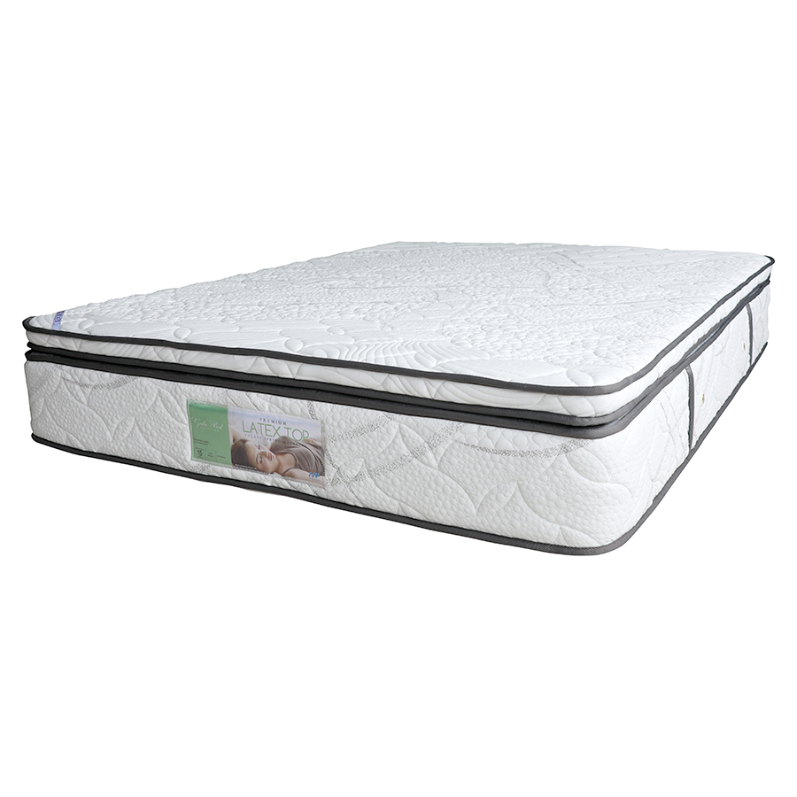 Gala Bed Premium Latex Spring Mattress
