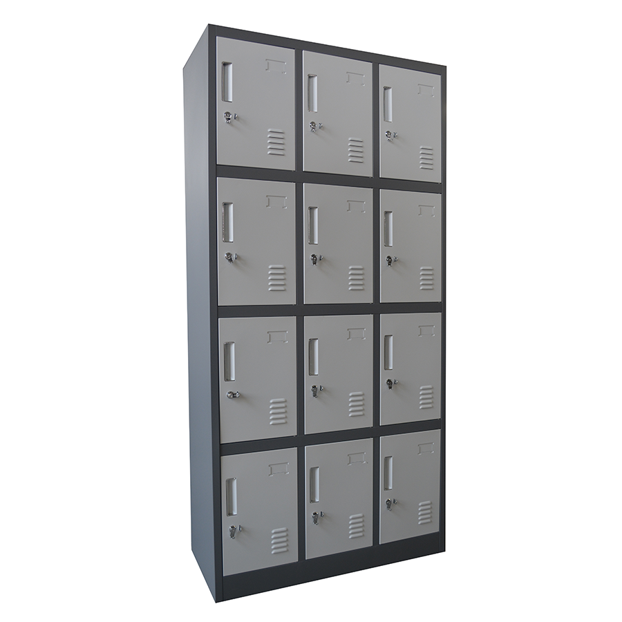 Garner 12 Door Locker