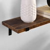 Genius Wall Shelf W48 x D15 x H10cm