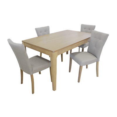 Grace 6 Seater Dining Set