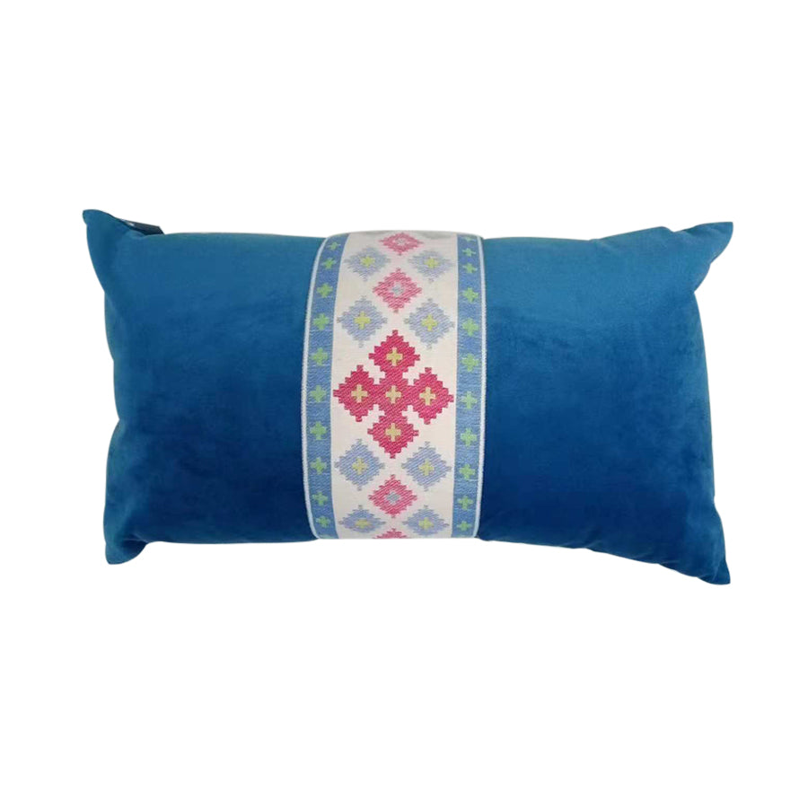 Blue Kidney Pillow