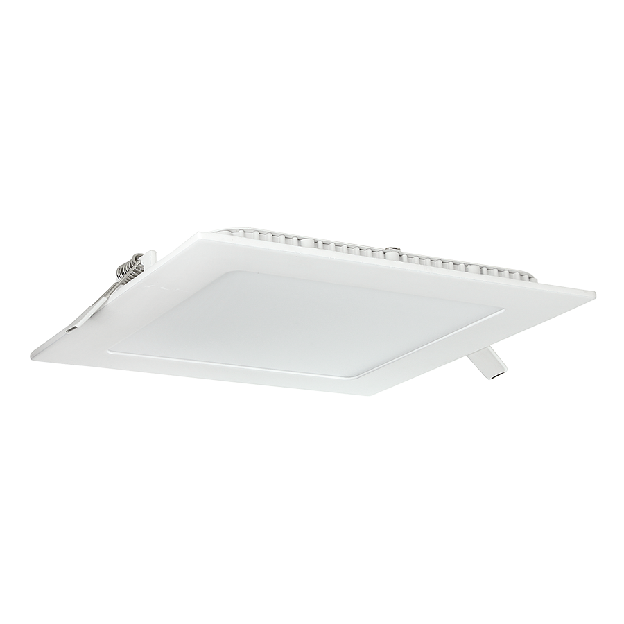 HY-M204 12W Warmwhite Square Slim Downlight