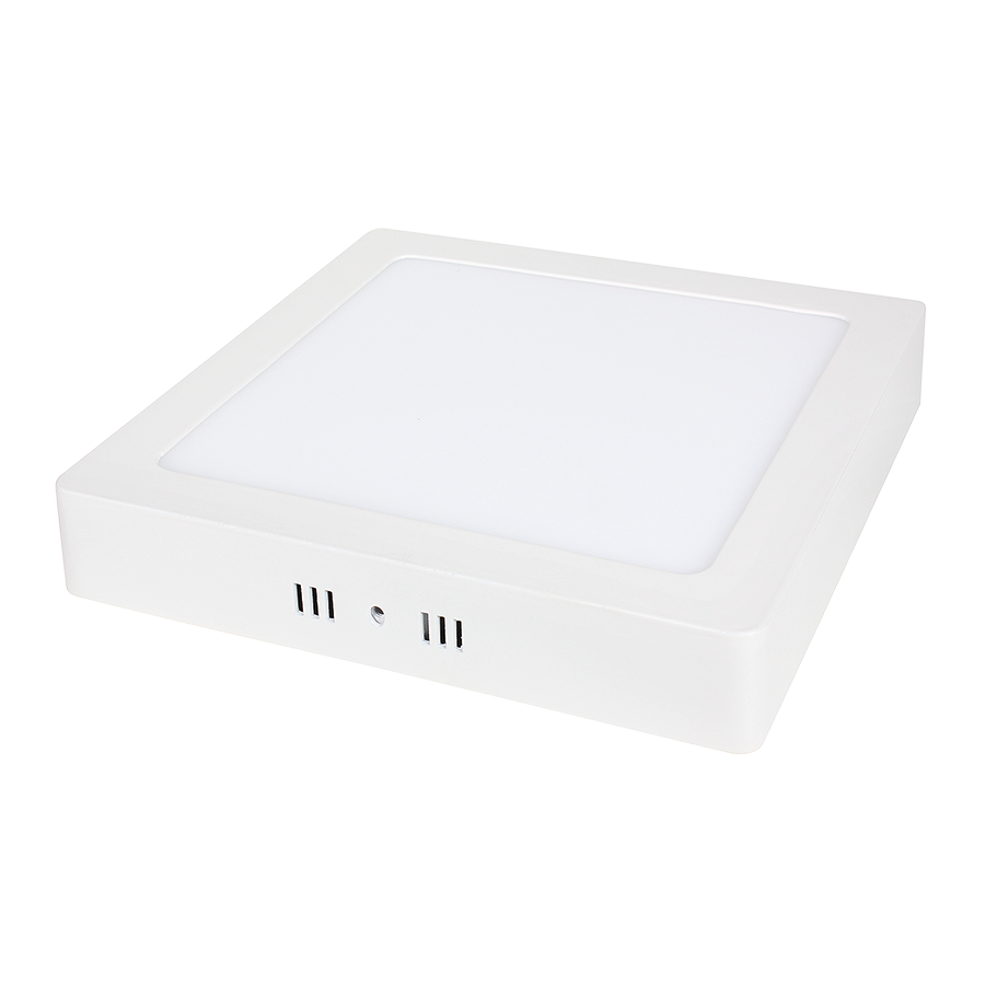 HY-M404 12W Daylight White Square Surface Mount Downlight