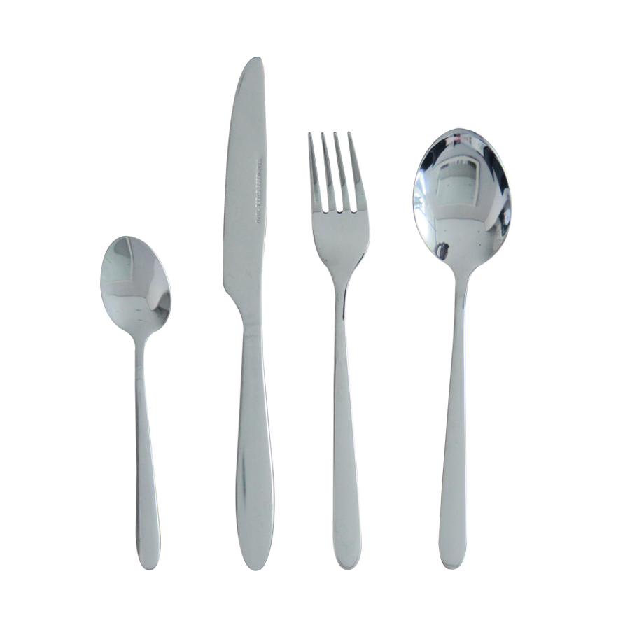 HZX-0114-N 12pc Modern Cutlery Set