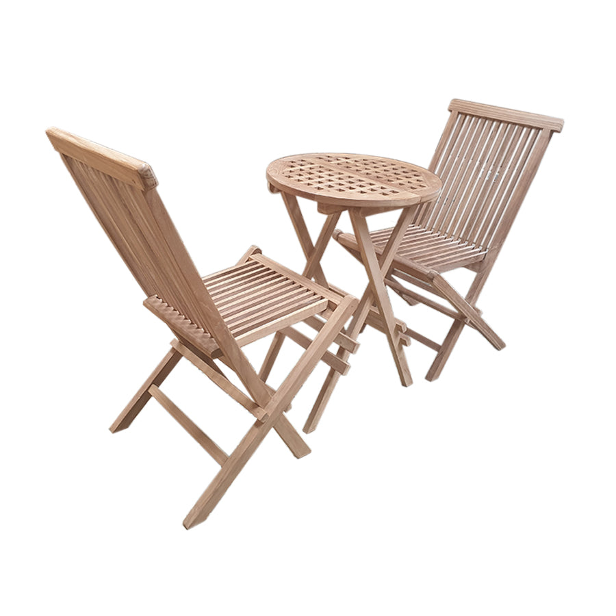 Honolulu 2 Seater Outdoor Dining Set