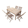 Honolulu 6 Seater Outdoor Dining Set