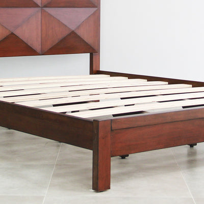 Houston Semi-Double Bed 48x75 - Mandaue Foam