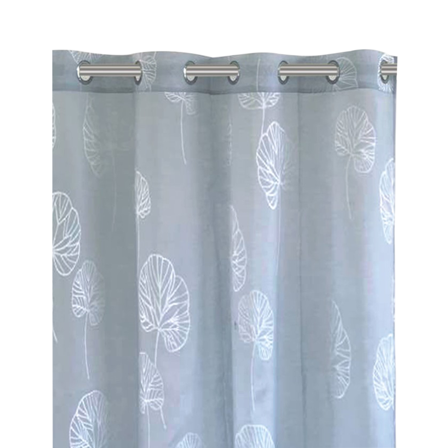 IHF015 Grey Web Design Grommet 54 X 95""