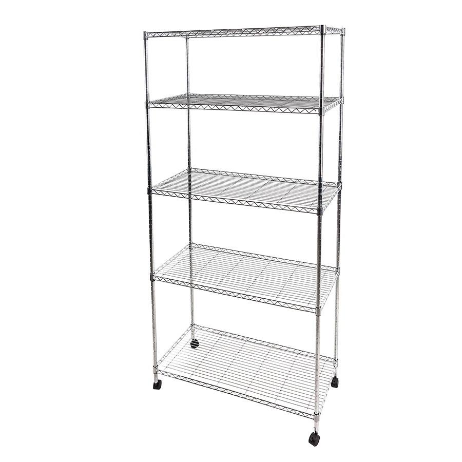 Jack 5 Tier Metal Rack