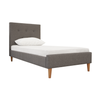 Jerecho Upholstered Bed - 36x75