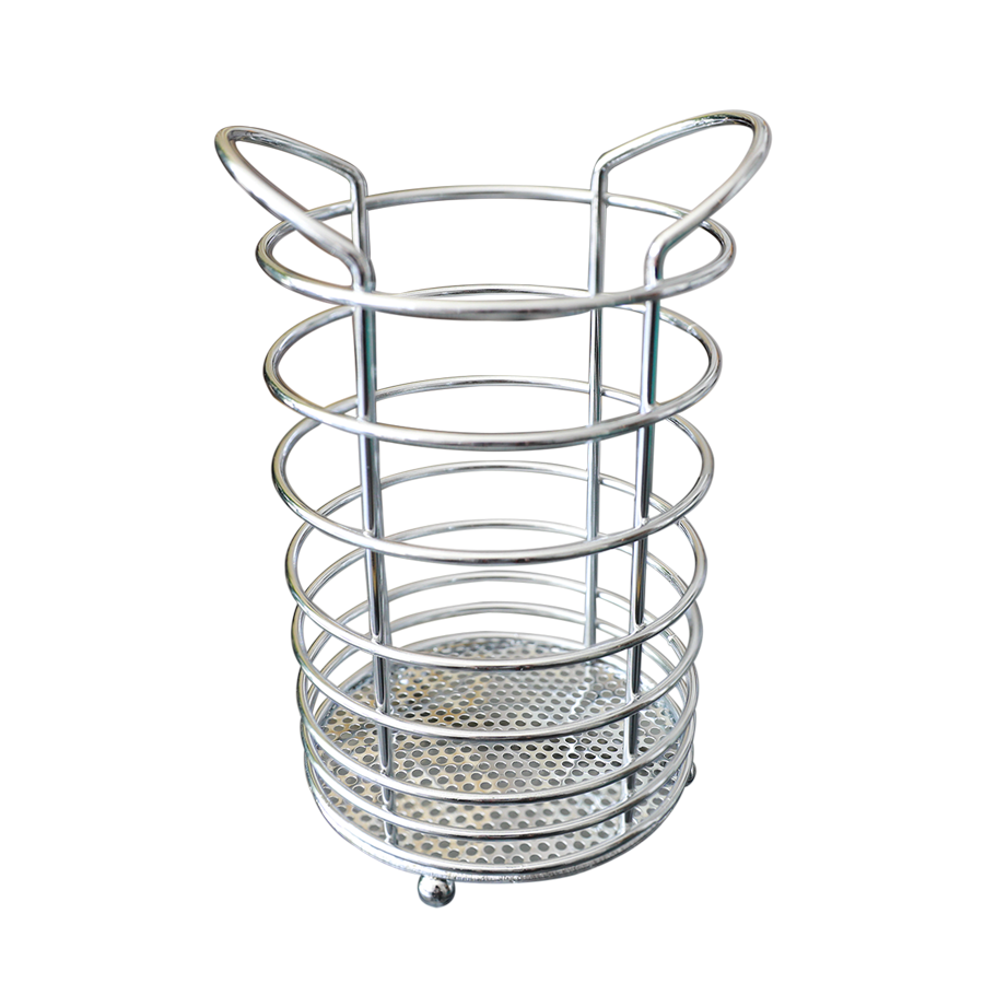 KW03-125 Stainless Steel Utensil Holder