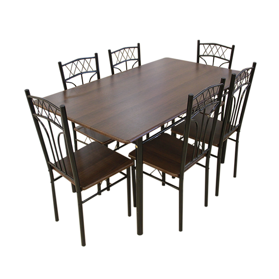 Kaiser 6 Seater Dining Set Mandaue Foam