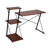 Krishna Office Desk - Walnut