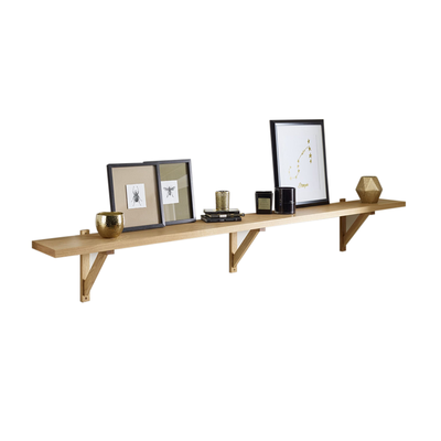 Kylo Wall Shelf - Oak