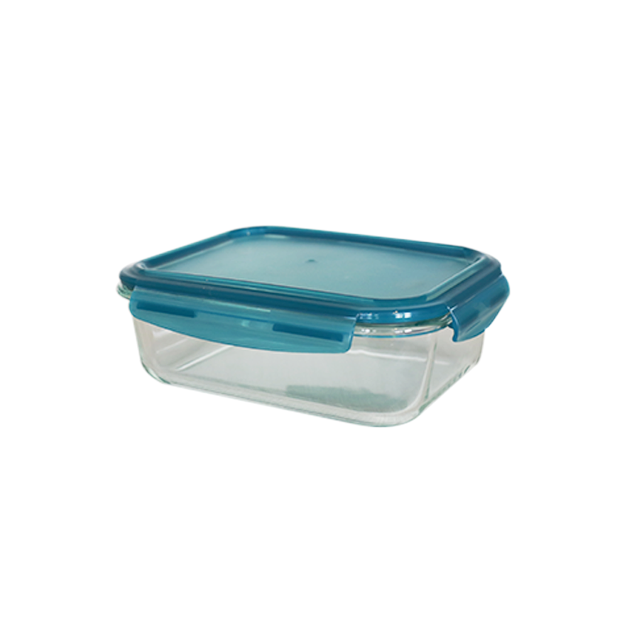 L1401e 370ml Food Cntr with B.green Lid