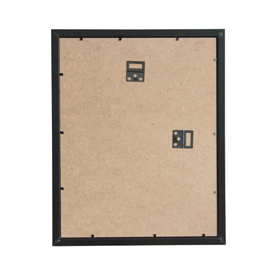 LB1A06 Black MDF Photo Frame 11 x 14""