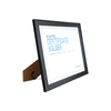 LB1A06 Black MDF Photo Frame 8.5 x 11""
