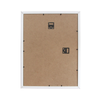 LB1A06 White MDF Photo Frame 12 x 16""