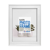 LB1A06 White MDF Photo Frame 6 X 8""
