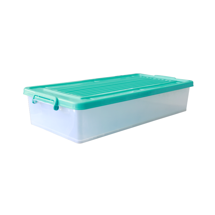 LE51109 35L Underbed Box with Wheels