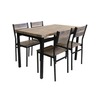Lucille 4 Seater Dining Set