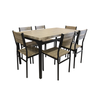 Lucille 6 Seater Dining Set