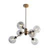 MD17806-6 Glass Pendant Lamp