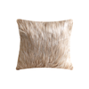 MF-006 Khaki Fur with Silver 43x43cm