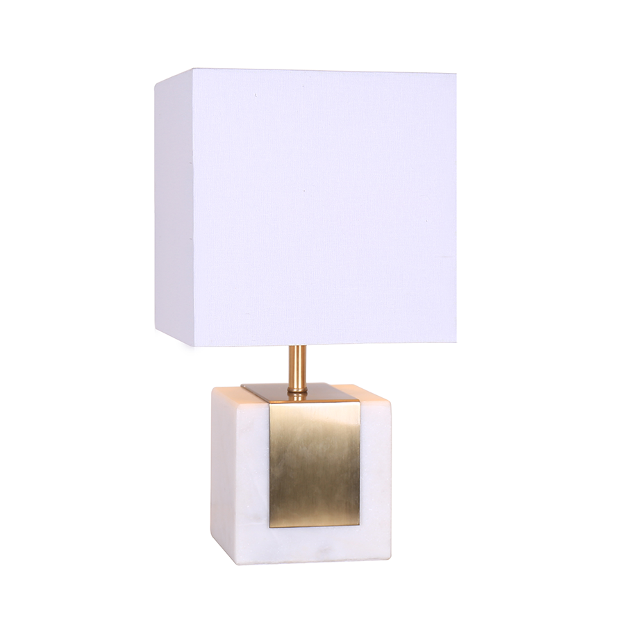 ML185312-Marble Table Lamp